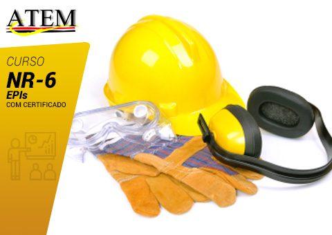 NR-6: Equipamentos de Proteção Individual (EPI)