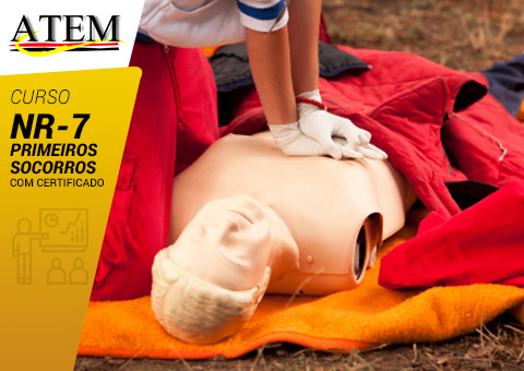 NR-7: Primeiros Socorros