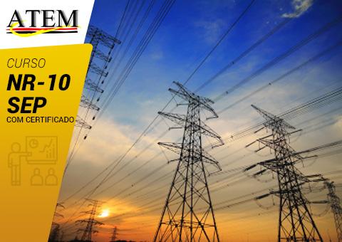 NR-10: Sistemas Elétricos de Potência (SEP)