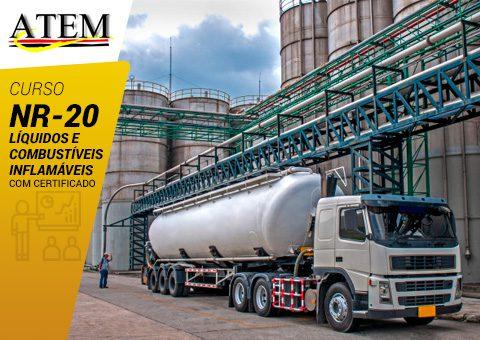 NR-20: Líquidos e Combustíveis Inflamáveis