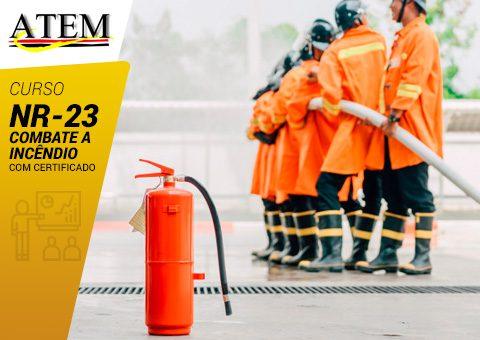 NR-23: Combate a Incêndio
